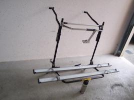 Fahrradheckträger für Mazda 3