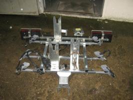 Foto 2 Fahrradträger für Anhängerkupplung