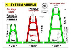 Foto 4 Fahrsilo, Silo, Flachsilo, Milchviehstall, Biogasanlage