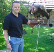 Foto 2 Falkner Workshop - Adlerwanderungen - Habichtwanderungen