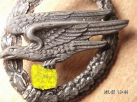Foto 3 Fallschirm Schützen Abzeichen