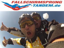 Fallschirmspringen Tandemsprung Fallschirmsprung Tandemspringen
