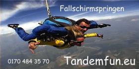 Foto 7 Fallschirmspringen lernen! Ausbildung AFF ''Minikurs'' aus 4300m nähe Regensburg, München, Nürnberg, Passau..