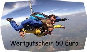 Foto 5 Fallschirmsprung Gutschein - Bayern - Österreich