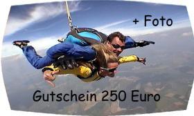 Foto 7 Fallschirmsprung Gutschein - Bayern - Österreich