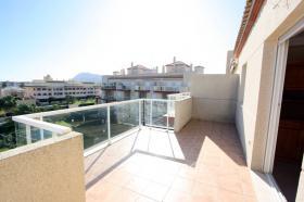 Foto 6 Fanastisches Penthouse in Denia an der Costa Blanca