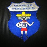 Fanclub-Aufnäher Hamburger SV HSV Fanclub Speedy Gonzales 80er