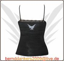 Foto 3 FancyBeast Party Clubwear Girl Shirt mit Spaghettiträger   NEU!