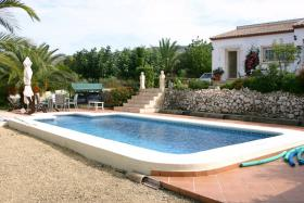 Foto 2 Fantastische Villa in Pedreguer an der Costa Blanca