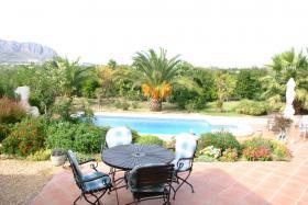 Foto 3 Fantastische Villa in Pedreguer an der Costa Blanca