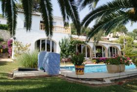 Fantastische Villa mit Pool in Javea an der Costa Blanca