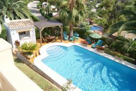 Foto 2 Fantastische Villa mit Pool in Javea an der Costa Blanca