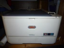 Farb-Laserdrucker OKI 530 dn