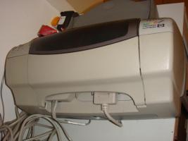 Farbdrucker HP Deskjet 970 Cxi