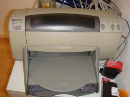 Foto 3 Farbdrucker HP Deskjet 970 Cxi