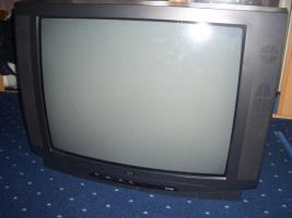 Farbfernseher zu verkaufen - voll funktionsfähig mit FB - Marke: SEG