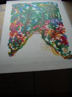 Farblithographie R. J. Christensen