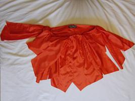 Foto 2 Fasching/ Karneval Bluse mi Schleifen rot