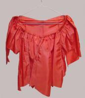 Foto 5 Fasching/ Karneval Bluse mi Schleifen rot