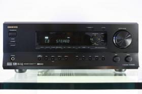 Foto 2 Fast wie neu! 5.1 AV-Surround-Receiver, Onkyo TX-DS595! Dolby Digital, DTS und Dolby Prologic II