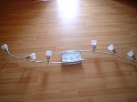 Fast neue Lampe (6 Leuchten) zu verkaufen