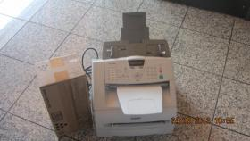Faxgerät Gestetner zuzüglich Toner, 2 Jahre alt