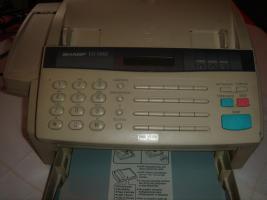 Foto 3 Faxgerät von Sharp