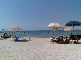 FeWo Insel Vir Kroatien mit Meeresblick Hunde willkommen