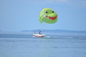 Foto 11 FeWo mit Meeresblick Insel Vir für 4 Personen Hunde willkommen