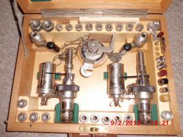 Feder-Indikator Prüfung & Überwachung von Kolbenmaschinen