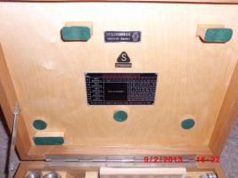 Foto 2 Feder-Indikator Prüfung & Überwachung von Kolbenmaschinen