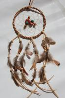 Federtraum- schöner handgefertigter DReamcatcher