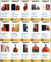 Feinster Cognac schenken, statt Wein oder Blumen