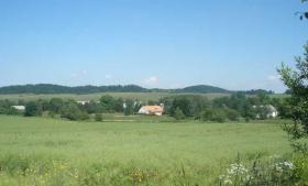 Feld in Tschechien