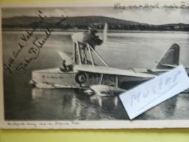 Feldpost   Flugzeugtypen