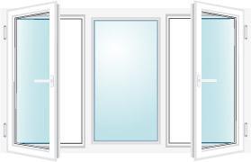 Foto 3 Fenster aus Kunststoff - immer 30% Rabatt - von GEALAN / Aluplast