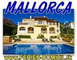 Ferien-Villa Mallorca Alcudia
