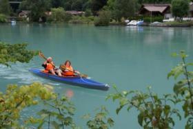 Foto 9 Fluss Aare Interlaken Ost