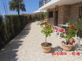 Ferienappartement an der Costa Blanca in Calpe direkte Strandlage
