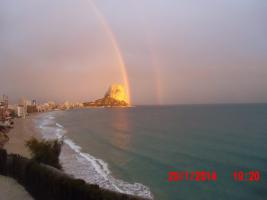 Foto 4 Ferienappartement an der Costa Blanca in Calpe direkte Strandlage