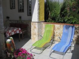 Foto 2 Ferienhaus 6 Min. Fußweg z. Meer Italien am Stiefelabsatz Apulien