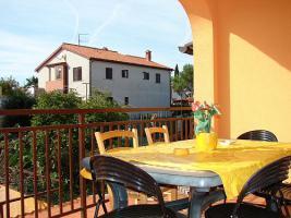 Ferienhaus in Banjole in Istrien, 2 Ferienwohnungen