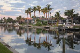 Foto 9 Ferienhaus in Cape Coral/ Florida am 'Kanal mit Golfzugang, Boot mieten mgl