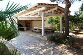 Foto 3 Ferienhaus mit Garten 100 m vom Meer in Torre Suda, Salento (Süd-Italien)