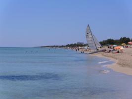 Foto 13 Ferienhaus am Meer,400 m zum traumhaften Sandstrand, Süditalien, Apulien