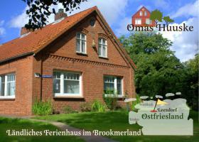 Foto 7 Ferienhaus Omas Huuske in Leezdorf, Ostfriesland Nordsee