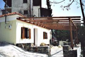 Ferienhaus auf Poros/Griechenland
