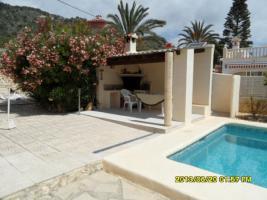 Foto 3 Ferienhaus Spanien, Costa Blanca, 3 Wohneinheiten,12-14 Personen, Pool, Grill Garage, Meersicht