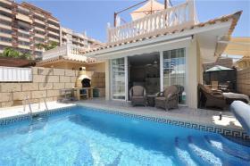 Ferienhaus Villa Palm Mar Teneriffa