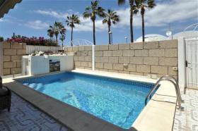 Foto 2 Ferienhaus Villa Palm Mar Teneriffa